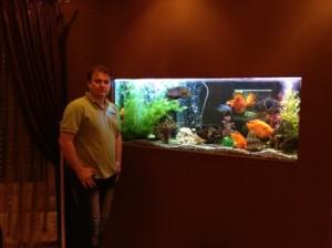 Amenajare si intretinere acvarii